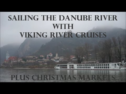 Sailing the Danube River with Viking River Cruises