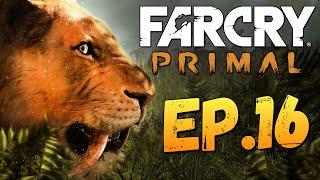 Far Cry Primal - Верхом на Саблезубом Тигре! #16(Far Cry Primal - обзор новинки от UbiSoft Первобытный мир ждет тебя! Понравилось видео? Нажми - http://bit.ly/VAkWxL Паблик..., 2016-03-10T04:00:00.000Z)