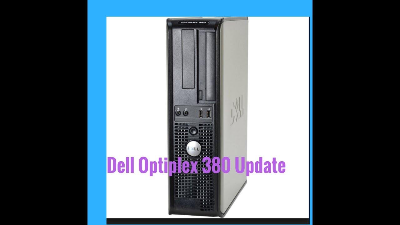 Dell OptiPlex 380 TSST TS-H353B XP