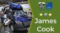 James Cook 2020 - Messeneuheit Westfalia mit Roomtour