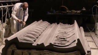 Стеклофибробетонные элементы в дизайне Храма Ведического Планетария(На территории Маяпура была специально построена стеклофибробетонная мастерская, чтобы обеспечивать высок..., 2016-05-07T08:43:40.000Z)
