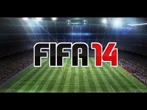 FIFA 14 | Russia VS AC Monaco | Россия VS Монако ФК | ( Россия тащит :D )