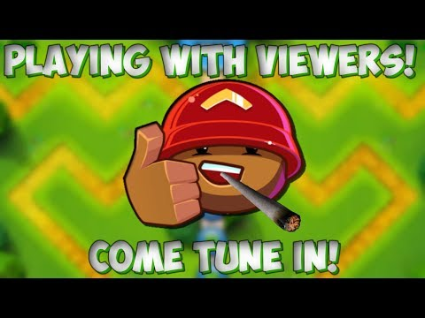 My first stream ever! - Bloons TD Battles