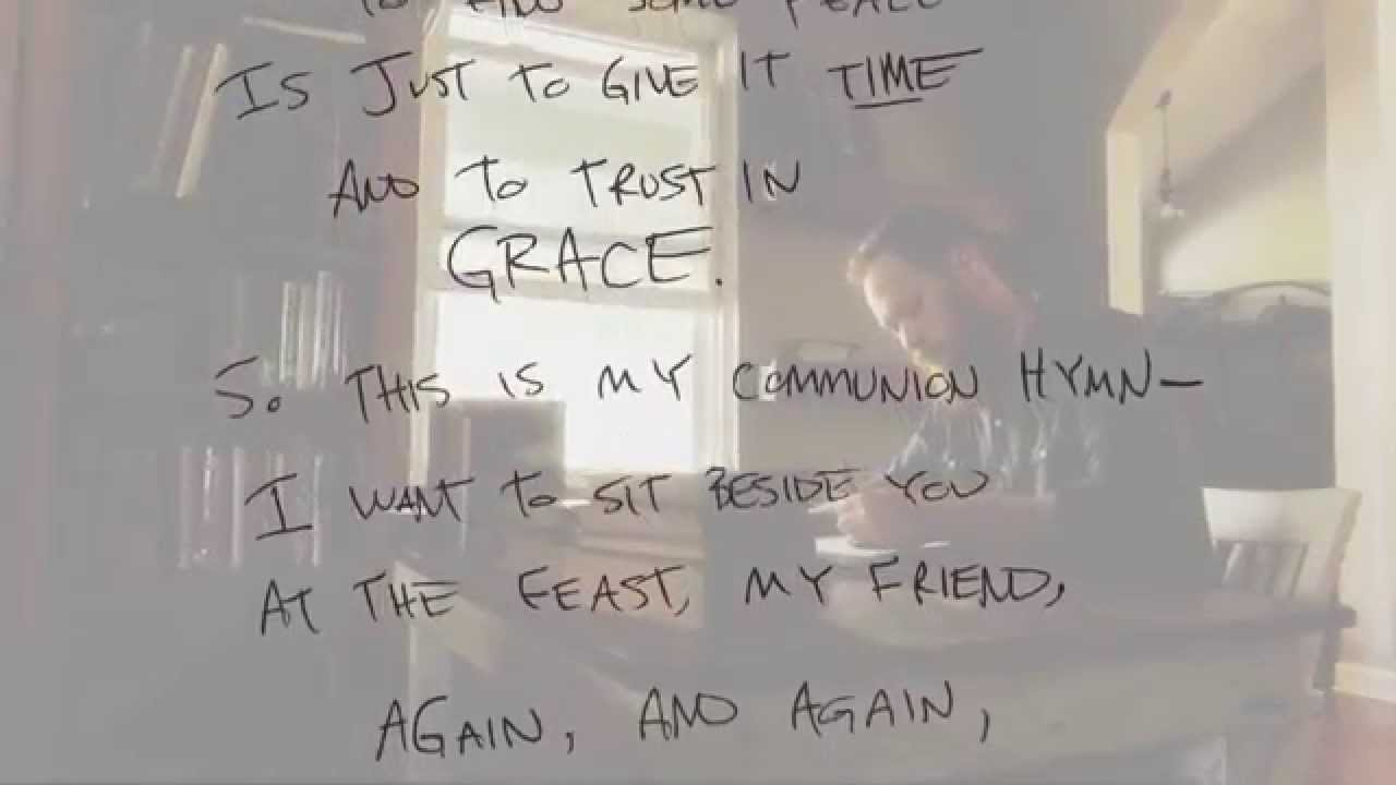 Andrew Peterson - I Want To Say I'm Sorry (Official Lyric Video)