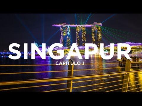 Singapur. Marina Bay Sands Hotel y Little India (1/3)