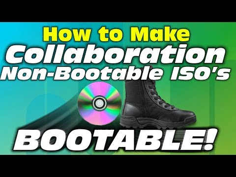 How To Make Cisco Collaboration Non-bootable ISO Images Bootable (For Free!)