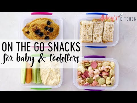Healthy Snacking Suggestions for Kids