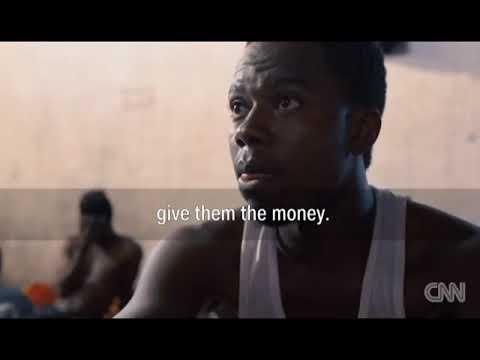 Nigeria Slave Trade In Libya