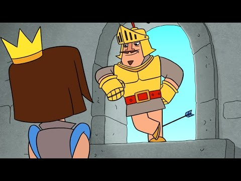 Clash-A-Rama! The Series: A Knight To Remember