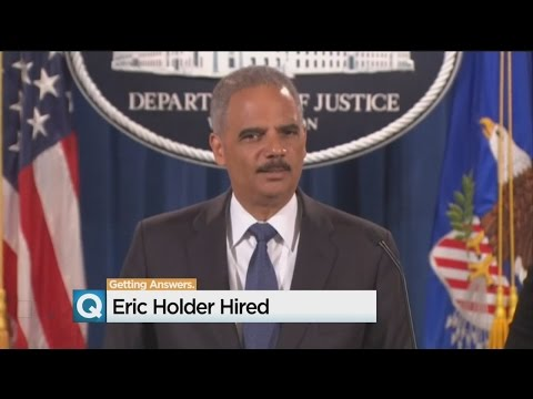 California Legislature Hires Former Attorney General Eric Holder For Legal Counsel