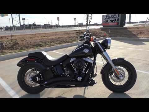 019382   2013 Harley Davidson Softail Slim – Used motorcycles for sale