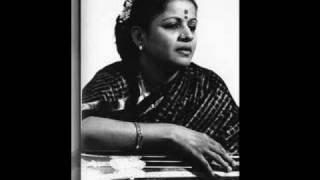 M S Subbulakshmi - Paarukulle Nallanaadu - Jaunpuri - Mahakavi Subrahmanya Bharati