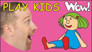 Repeat youtube video Play Kids | Play with Steve and Maggie | Toys for Kids on Wow English TV