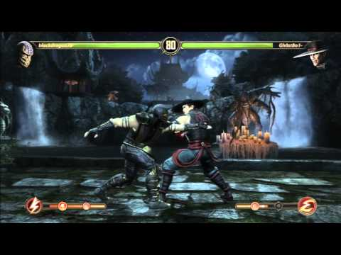 MK9 Player Match Featuring blackdragon79