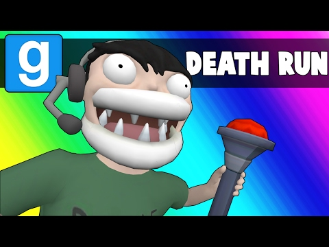 Thumbnail: Gmod Deathrun Funny Moments - Nogla's Game Reference Gauntlet! (Garry's Mod)