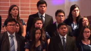 """""""When I Survey The Wondrous Cross"""" - SGA Chorale and Orchestra"""