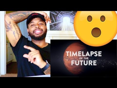 🌏 This Is A Great Video | Timelapse Of The Future: A Journey to the End of Time | Reaction