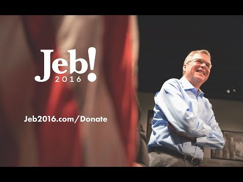 Jeb 2016 Announcement | Jeb Bush