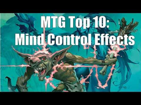 MTG Top 10: Mind Control Effects