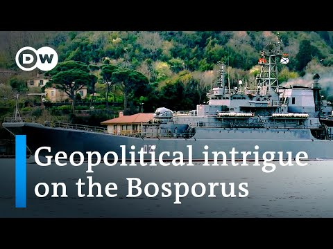 Istanbul ship spotter captures global events moving through the Bosporus | Focus on Europe