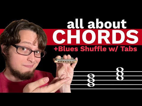 how to play harmonica chords (like you know what you&39;re doing)