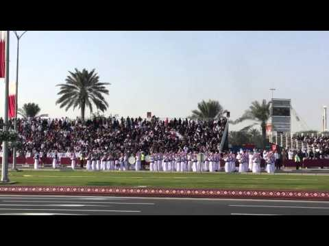 Qatar national day parad