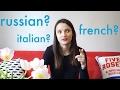 How many Languages do I speak? | Travel Talk Tuesday