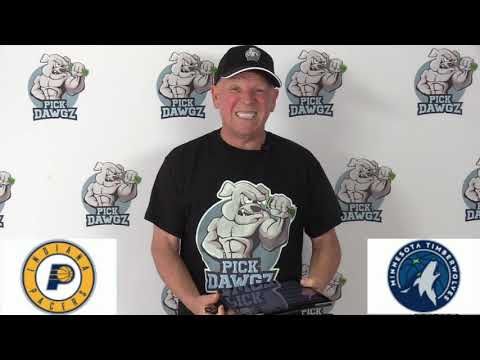 Minnesota Timberwolves vs Indiana Pacers 1/15/20 Free NBA Pick and Prediction NBA Betting Tips (skip to 8s)