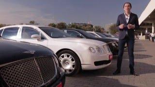 Аренда авто в Москве Bentley / Бентли