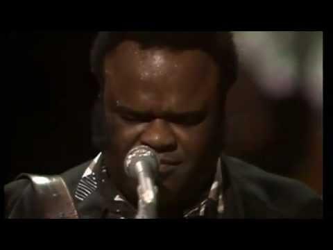 Freddie King - Ghetto Woman - Stockholm 1974
