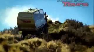 Alpine Safari Jet 4WD Train Christchurch