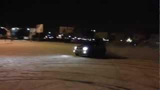 Toyota rav4 snow drift Odessa 2