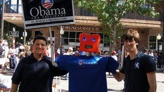 """Andy """"Obamabot"""" Kindler Is Ecstatic!!"""