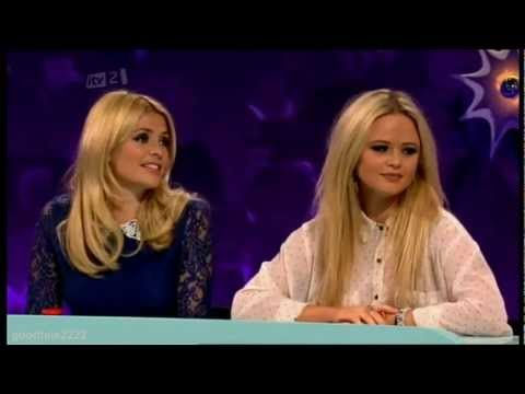 Emily Atack Talks About Dating Harry Styles