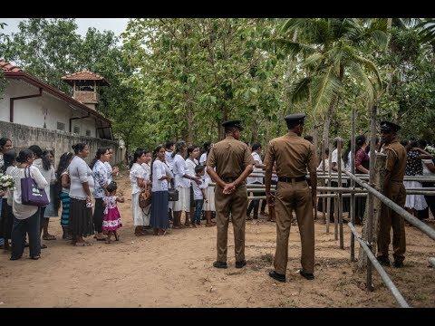 استقالة قائد الشرطة في سريلانكا اثر اعتداءات عيد الفصح  - نشر قبل 2 ساعة