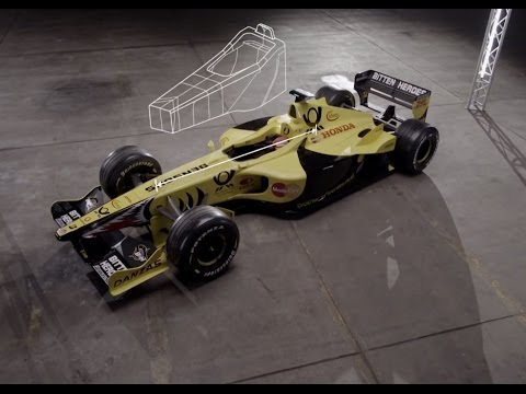 The F1 Chassis Explained | One Second in... F1 | CNBC International