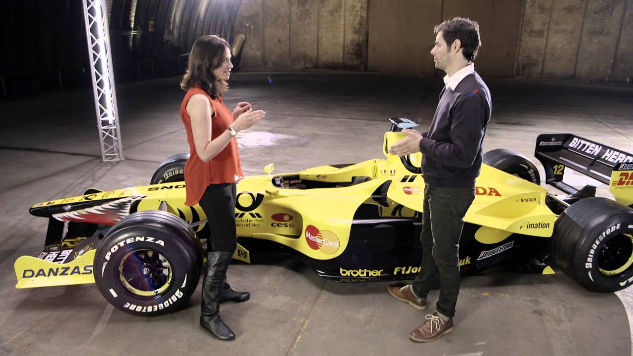 The F1 Chassis Explained | One Second in... F1 | CNBC International ...