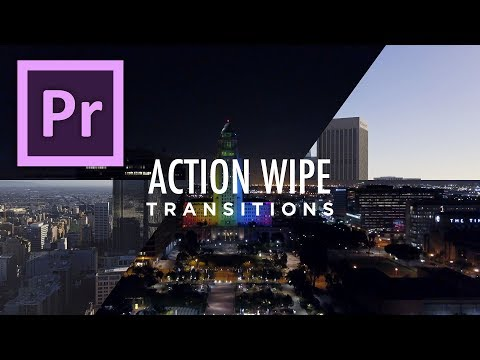 80 Free Transitions for Premiere Pro Video Editors