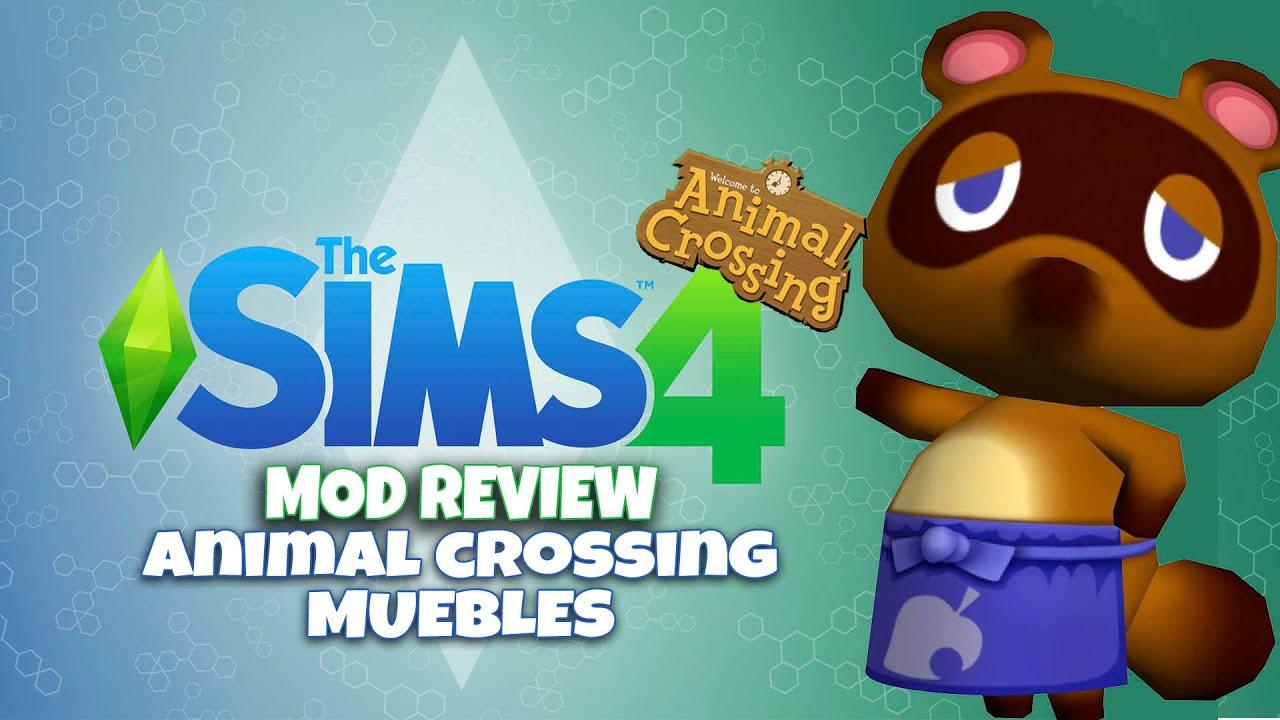 Animal crossing mod enfruta tus muebles los sims 4 mod for Mods sims 4 muebles