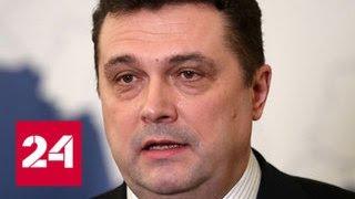 Владимир Соловьев: перед выборами Порошенко зачищает иностранные СМИ - Россия 24