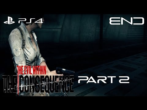 The Evil Within DLC The Consequence Walkthrough Gameplay Part 2 - A Ghost is Born