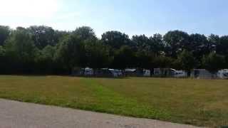 Aire de stationnement de camping car de MESNIL SAINT PERE (10140 - Aube)