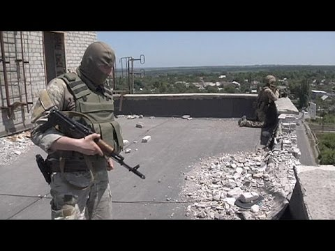 Fragile ceasefire on Ukraine's frontline