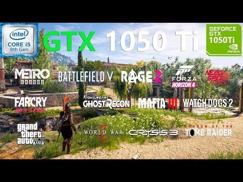GTX 1050 Ti Test in 15 Games