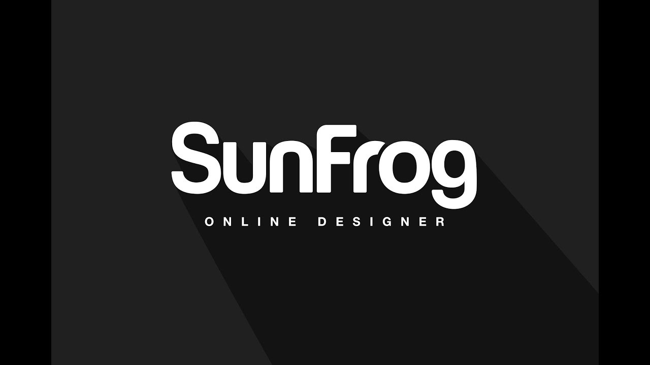 SunFrog 2.0 Online Designer