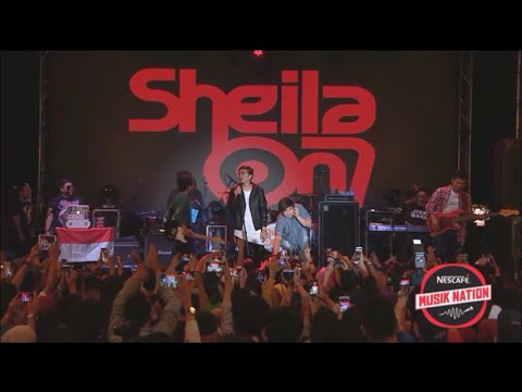 Sheila On 7 Live at NESCAFE Musik Nation [REUPLOAD]