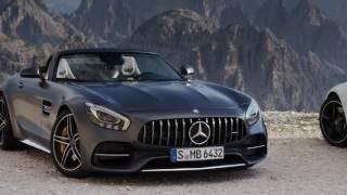 Mercedes Generation EQ Weltpremiere | Pariser Autosalon 2016