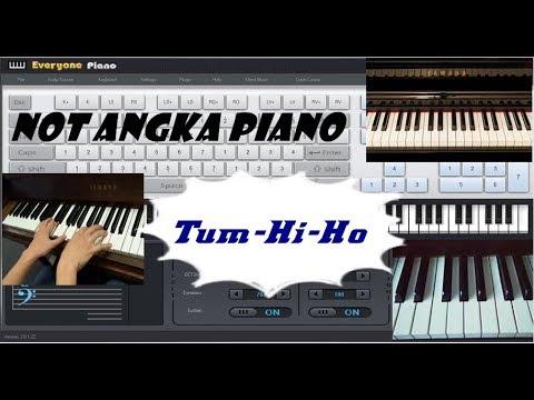 Not Angka Tum Hi Ho
