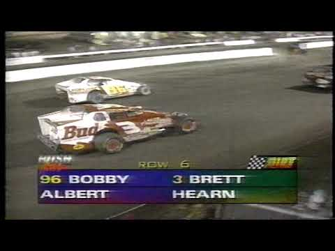 Rush Hour on Dirt 1996 Lebanon Valley Mr. Dirt Track USA Part 1