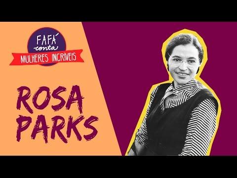 ROSA PARKS para crianças- Fafá conta mulheres incríveis da história